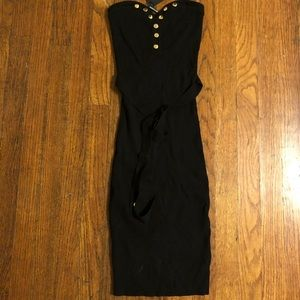 Black Tube Dress (NEVER WORN)